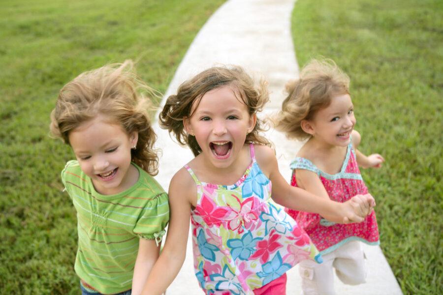 Laste kehaline aktiivsus