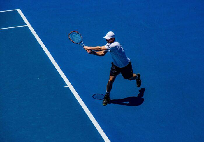 Toidulisandid, mis toetavad tennisisti taastumist