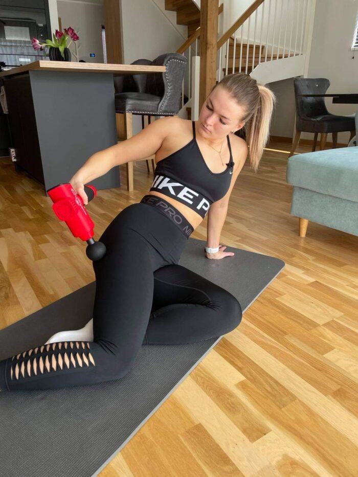 Power Plate aitab treeningutest taastuda ja lõõgastuda